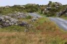 Bog Road between Clifden und Roundstone